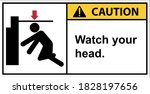 be careful of being pressed...   Shutterstock .eps vector #1828197656