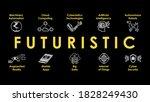futuristic illustration.... | Shutterstock .eps vector #1828249430