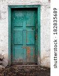 Old Doors  Vintage  Doors