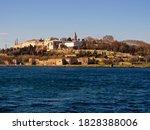 View From Sarayburnu Coast  The ...