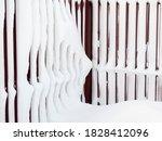 traditional farm near vik y... | Shutterstock . vector #1828412096