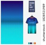 fabric pattern design. geometry ... | Shutterstock .eps vector #1828521989