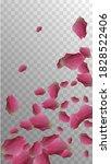 delicate pattern. light blossom....   Shutterstock .eps vector #1828522406