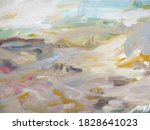 Abstract Art Painting Landscape....