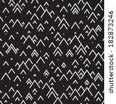 seamless vector geometric... | Shutterstock .eps vector #182873246