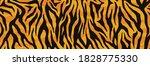 animal skin print  seamless... | Shutterstock .eps vector #1828775330