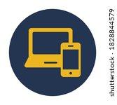 responsive design  responsive  ... | Shutterstock .eps vector #1828844579