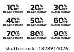 price off label or badge set....   Shutterstock .eps vector #1828914026