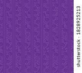 halloween seamless pattern with ...   Shutterstock .eps vector #1828925213
