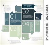modern design template | Shutterstock .eps vector #182892656