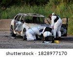 Swedish Forensic Scientists...