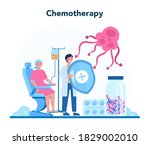 professional oncologist concept....   Shutterstock .eps vector #1829002010