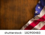 An Old Betsy Ross Flag  With...