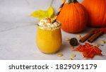 Homemade Pumpkin Spice Smoothie ...