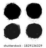 vector grunge stamps. grunge... | Shutterstock .eps vector #1829136329