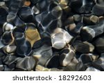Series Of The Textures  Pebble...