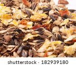 sportive  muesli background... | Shutterstock . vector #182939180