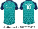 sports t shirt jersey design... | Shutterstock .eps vector #1829598059