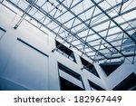 modern architectural skylight...   Shutterstock . vector #182967449