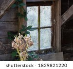 Old Abandoned Wooden Shed...