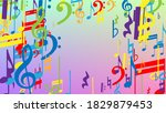 disco background. colorful...   Shutterstock .eps vector #1829879453