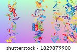 disco background. colorful...   Shutterstock .eps vector #1829879900