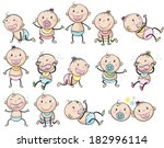 15,baby,background,boys,cartoon,children,clip-art,clipart,collection,crawl,crying,drawing,female,fifteen,gentlemen