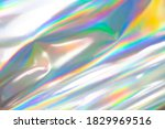 colorful holographic background.... | Shutterstock . vector #1829969516