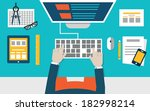 vector flat illustration of...