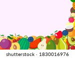 a background with a lot of... | Shutterstock .eps vector #1830016976