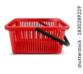 3d realistic vector supermarket ... | Shutterstock .eps vector #1830289229