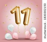 elegant greeting celebration... | Shutterstock .eps vector #1830302150