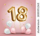 elegant greeting celebration... | Shutterstock .eps vector #1830351263