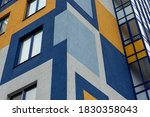 Element Of The Facade Of A...