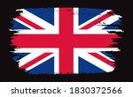 vector vintage united kingdom... | Shutterstock .eps vector #1830372566