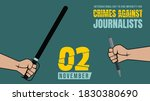 international day to end...   Shutterstock .eps vector #1830380690