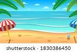 abstract nature water beach... | Shutterstock .eps vector #1830386450