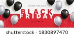black friday sale banner ... | Shutterstock .eps vector #1830897470