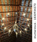 Barn Chandelier  Virginia...