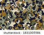 abstract background in color... | Shutterstock .eps vector #1831005586