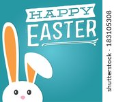 Happy Easter Custom Message...