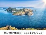 San Marti O Island Seen From...