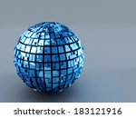 abstract world planet | Shutterstock . vector #183121916