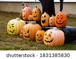 Scary Halloween Pumpkins...