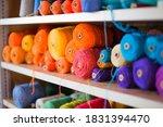 Old handcraft weaving ...