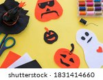 Halloween Diy Pumpkin...