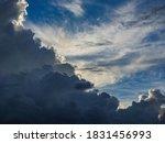 Dramatic Cloudscape Showing...