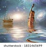 Cello In Dream Like...