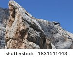 Big Triangular Stone Pillar In...