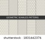 abstract geometric pattern....   Shutterstock .eps vector #1831662376